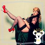 Lizzy Van Der Kray DIY BurlesKoala Competitor 2020