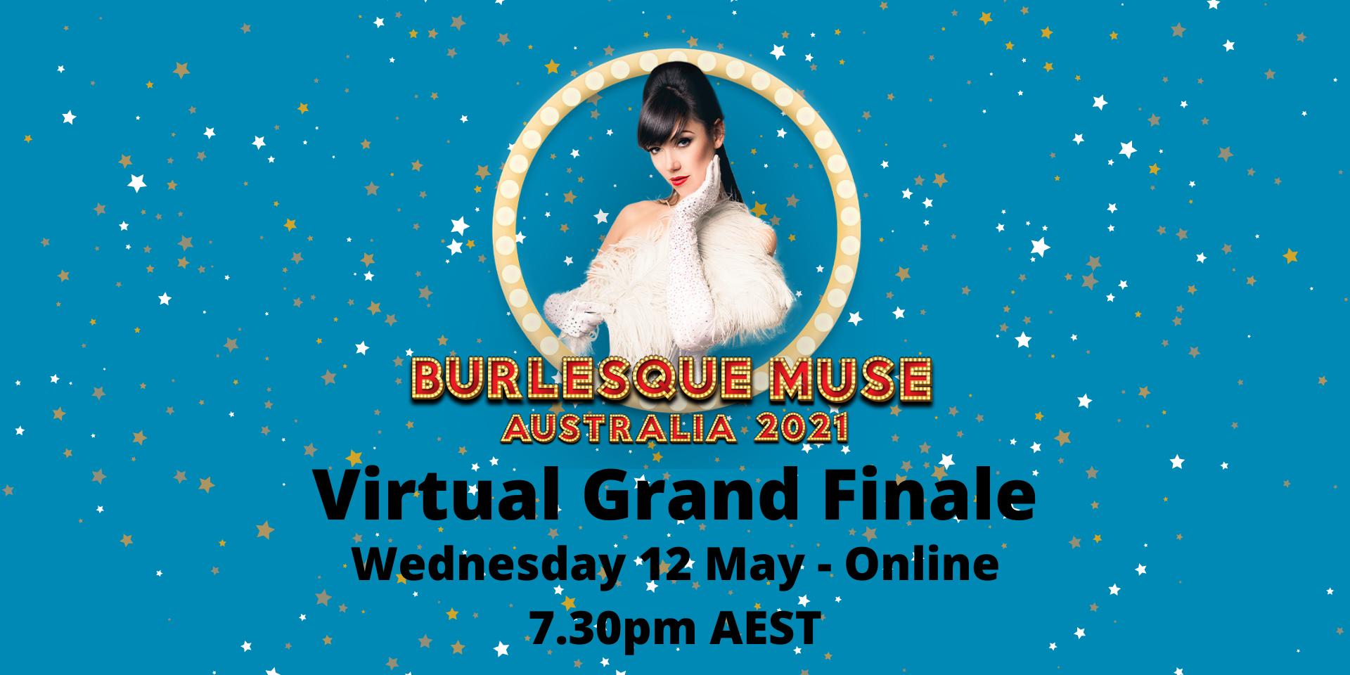 Burlesque Idol Australia - Muse 2021 Grand Finale